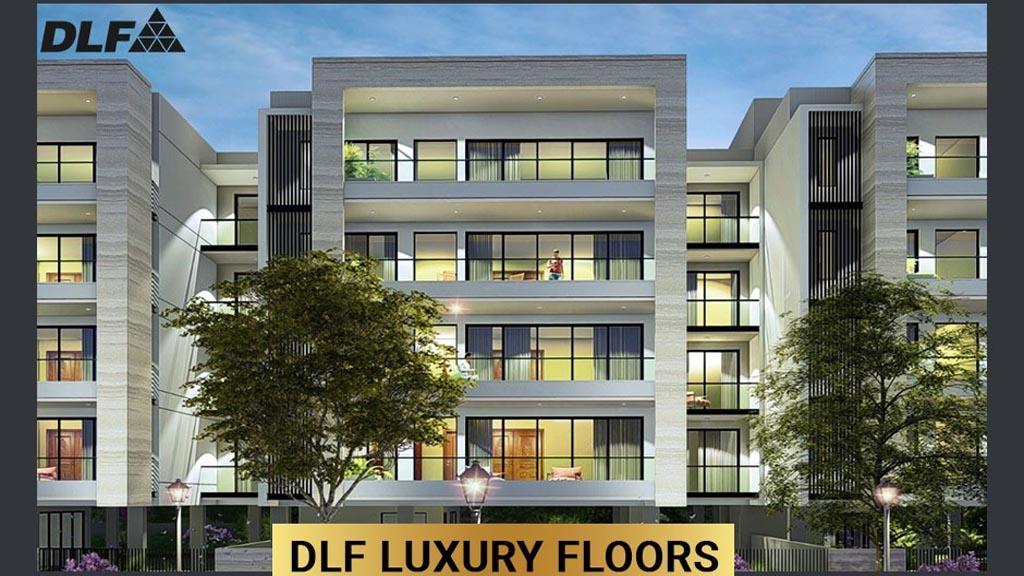 DLF Limited presents a limited release of luxury independent floors
