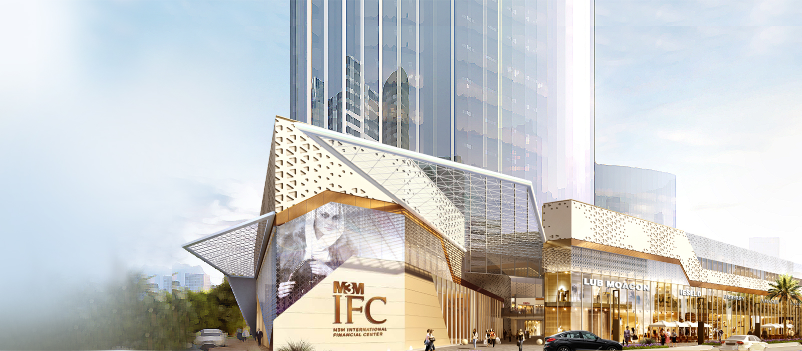 M3M International Financial Center (IFC)