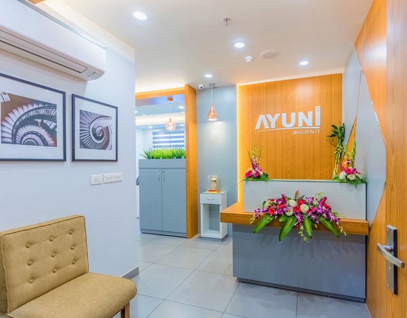 About Ayuni